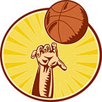 basketball hand reaching_CIRCLE