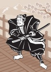 samurai_warrior_drawing_sword_bridge