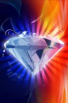 Colorful Diamond