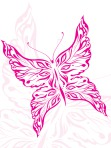 illustration-beautiful-pink-butterfly-tattoo_G1eGVWF_