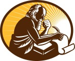 saint-jerome-writing-scroll-retro-woodcut_fkDKmO8O