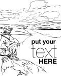 sketch-of-young-woman-sitting-on-cliffs-edge-and-looking-to-a-sky-with-clou_z1svtzu_