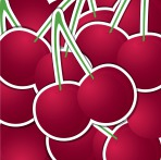 cherry-sticker-background-card-in-vector-format_GJnARQod