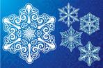 snowflakes-vector_z1FvP-Du