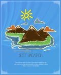 summer-vector-illustration-with-island_fJk8QpSd