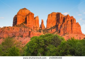 stock-photo-scenic-cathedral-rock-formation-at-oak-creek-in-sedona-arizona-240606460