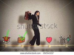 stock-photo-stages-of-work-and-life-of-businesswoman-292543157