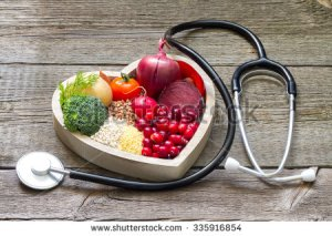 stock-photo-healthy-food-in-heart-and-cholesterol-diet-concept-on-vintage-boards-335916854