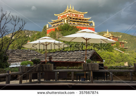 stock-photo-roof-top-view-at-the-golden-temple-in-shangri-la-357667874