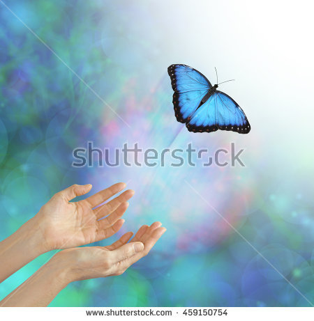 stock-photo-into-the-light-metaphorical-representation-of-releasing-or-letting-a-soul-go-into-the-light-459150754