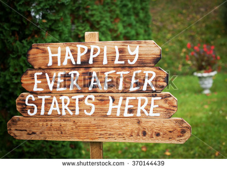 stock-photo-happily-ever-after-sign-on-wooden-board-wedding-venue-or-honeymoon-sign-370144439