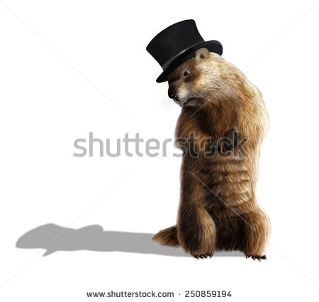 stock-photo-digital-illustration-of-a-groundhog-looking-at-his-shadow-250859194
